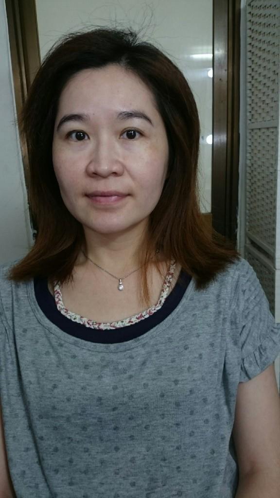 高雄新秘推薦-新祕Donna [2015-10-13]新娘造型