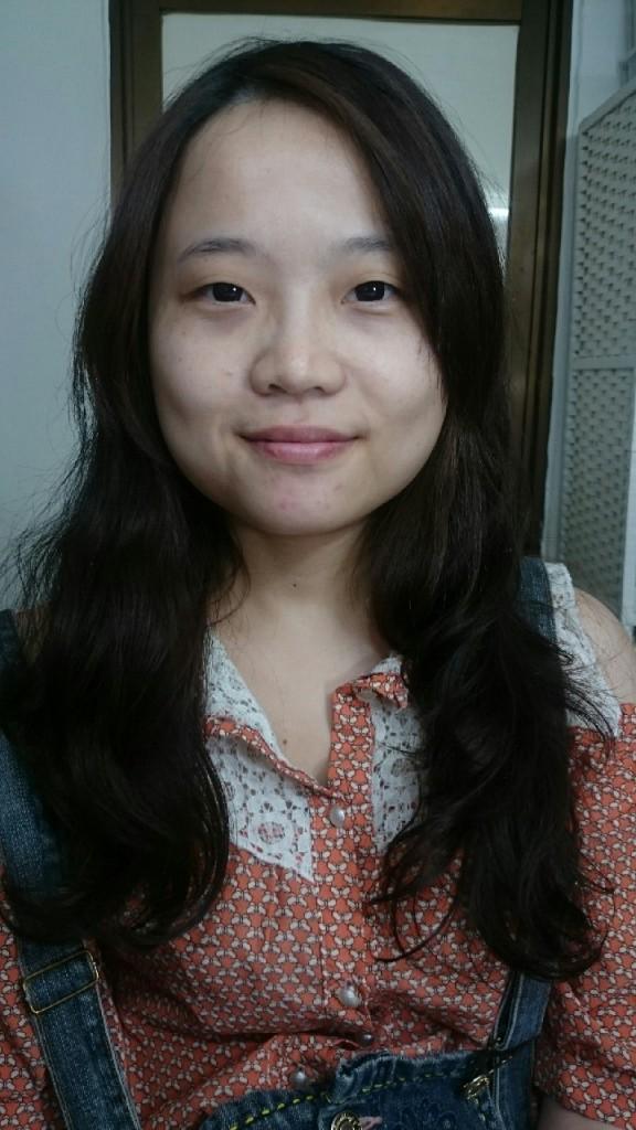 高雄新秘推薦-新祕Donna [2015-10-25]新娘妝髮