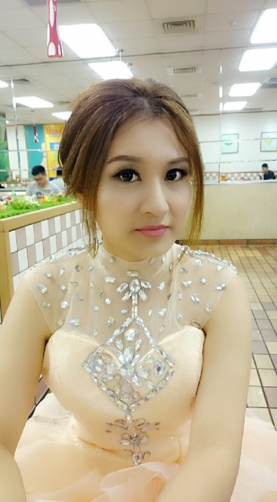 高雄新秘推薦-新祕Donna [2015-11-16]氣質新娘