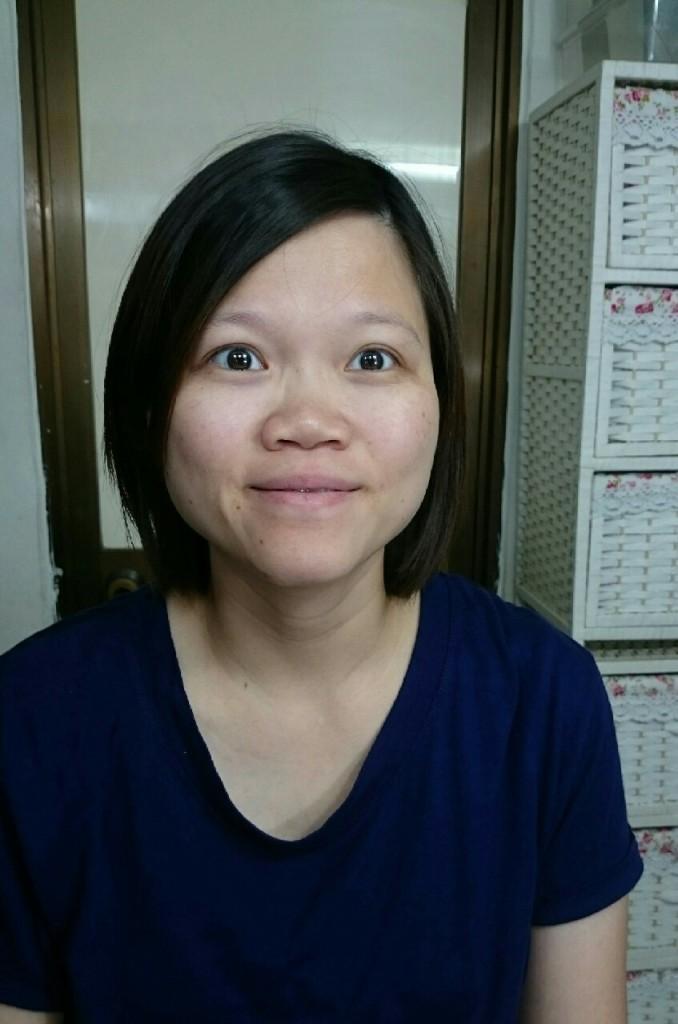 高雄新秘推薦-新祕Donna [2015-11-19]