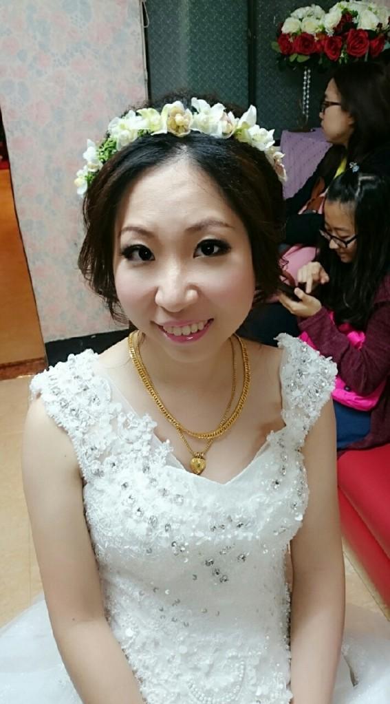 高雄新秘推薦-新祕Donna [2015-11-23]