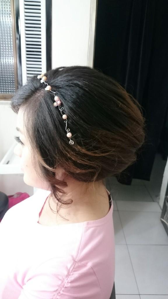 【造型推薦-新娘秘書】蓬鬆自然髮 小公主皇冠 玫瑰花髮型 玫瑰花盤頭 韓風髮型