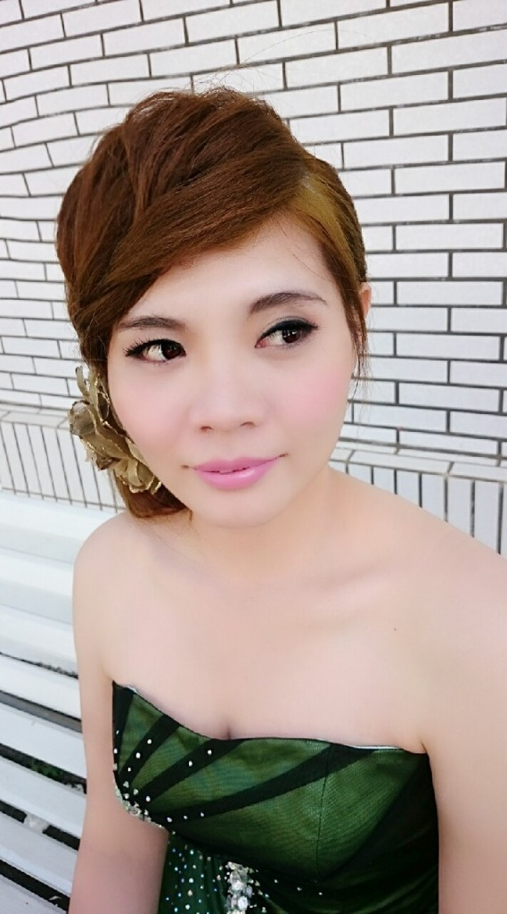 高雄新秘推薦-新祕Donna [2015-11-18]氣質新娘